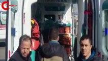 Kocaeli'de TIR halk otobüsüne çarptı