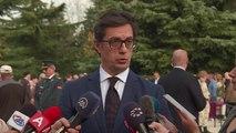 Pendarovski, kundër anëtarësimit në  Unionin Ekonomik Euroaziatik