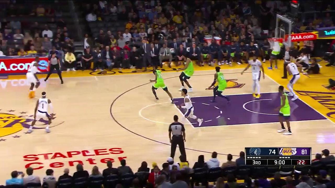 NBA'de Gecenin En Güzel 10 Oyunu | 8.12.2019