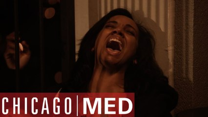 Robyn Charles' Psychosis | Chicago Med