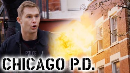 Bomb Rigger One Step Ahead Of The P.D. | Chicago P.D