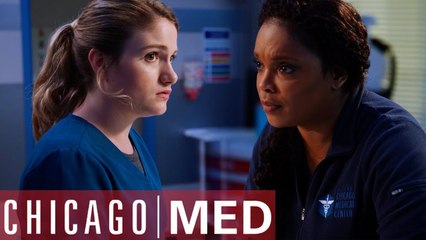Maggie Trains A New Resident | Chicago Med