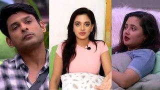 Bigg Boss 13: Shruti Sharma reveals whom supports Siddharth Shukla or Rashami Desai  FilmiBeat