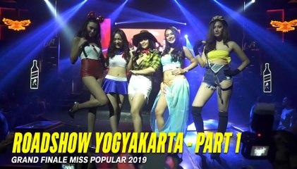 Roadshow Yogyakarta - Part 1    Grand Finale Miss POPULAR 2019