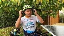 Pour la planète : l'aventure en vélo solaire