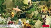 Romans-sur-Isère : plus de 240 santons en action à la crèche des Balmes