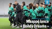 Kylian Mbappé présente sa ligne de vêtements dédiée à Bondy