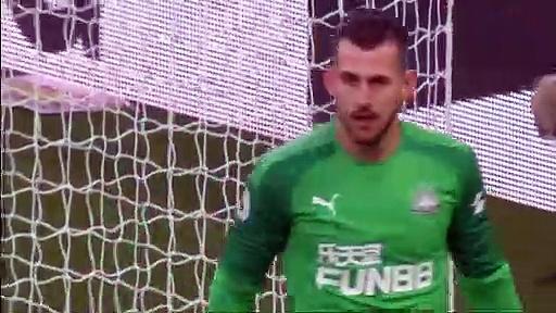 Newcastle United - Southampton (2-1) - Maç Özeti - Premier League 2019/20