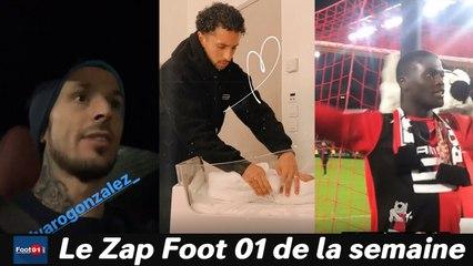 What The Foot : Neymar en superstar du PSG, Mbappé dévoile ses nouvelles chaussures, Cabella et Pogba sont fous !