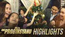 Cardo and his family joyfully adorn Dalisay residence with Christmas decors | FPJ's Ang Probinsyano