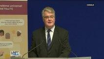 Réforme des retraites : Jean-Paul Delevoye a pris la parole