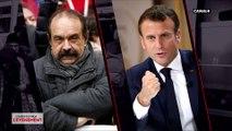 Emmanuel Macron et Philippe Martinez : retour sur une relation plutôt compliquée