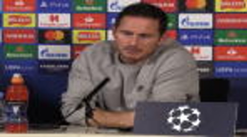 """Chelsea - Lampard : """"J'aime la pression"""""""