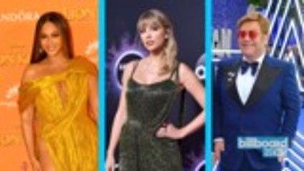 Beyonce, Taylor Swift & Elton John Nominated for Best Original Song at 2020 Golden Globes | Billboard News