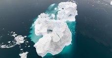 « Un point de non-retour pourrait être atteint plus vite que nous le pensions », la calotte glaciaire du Groenland fond sept fois plus rapidement que dans les années 1990