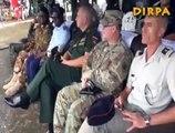 Les Forces spéciales de l'armée guinéenne en action