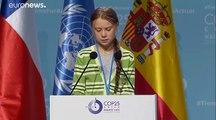 Greta Thunberg acusa países de procurarem subterfúgios para poluir