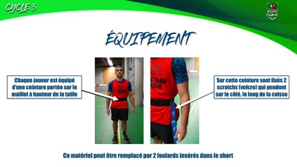 Règlement Scratch Rugby (cycle 5)