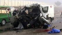 3 kişinin öldüğü feci kazada yaralanan şahıs Zonguldak'a sevk edildi