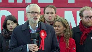 Corbyn: 'Ashworth has done a fantastic campaign'
