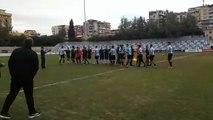 MATCH U19 TIRANA - ROSM MENTON