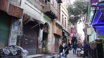 قصة ابراهيم  كروم اشهر فتوات السبتية -  حاول استقبال عبد الناصر بأسد واستعان به فريد شوقي