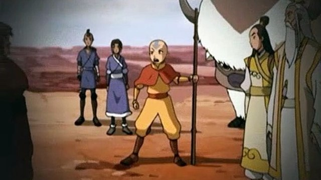 Avatar The Last Airbender S01E11 The Great Divide