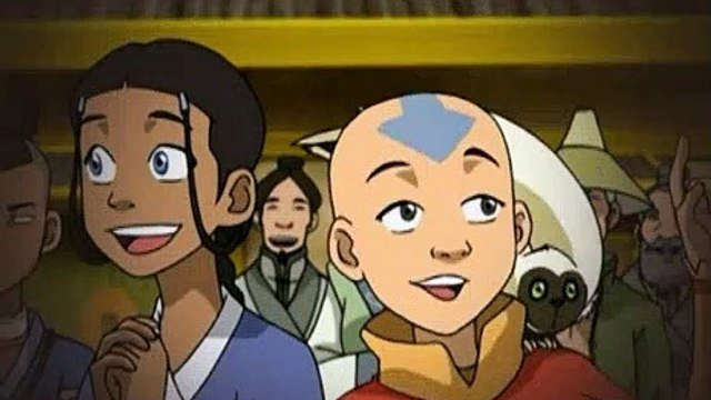 Avatar The Last Airbender S01E14 The Fortuneteller