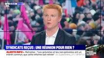 """Adrien Quatennens: """"Augmenter la durée du temps de travail, c'est aggraver le chômage"""""""