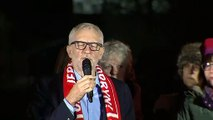 Corbyn slams Tory party over NHS