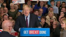 Boris calls on candidates to help avoid hung parliament