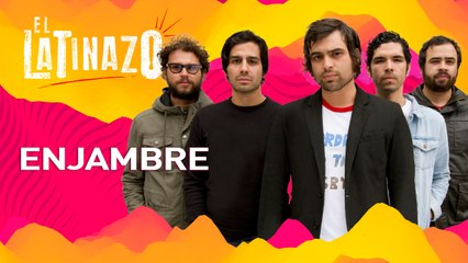 Enjambre - Latinazo   Latido Music