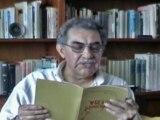 Ricardo Falla lee poemas de Juan Ramirez Ruiz