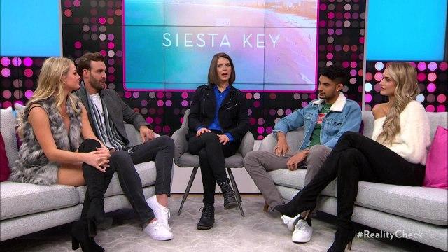 Robby & Juliette Say There Was Tension with the 'Siesta Key' Cast 'From the Get-Go'