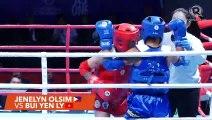 SEA Games 2019: Philippines vs Vietnam, muay thai women's 54kg