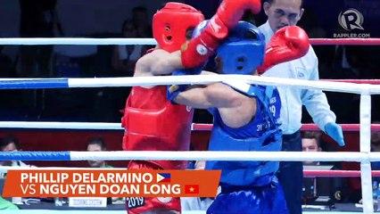 SEA Games 2019: Philippines vs Vietnam, muay thai men's 57kg
