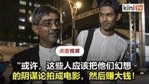 曾替马哈迪打官司引猜忌?尤索夫律师驳斥阴谋论