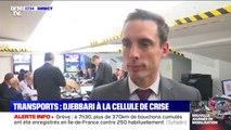 """Retraites: Jean-Baptiste Djebbari concède """"une incapacité de discuter"""" avec certains syndicats"""