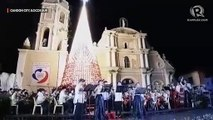 Candon City Chamber Orchestra holds free concert in Candon, Ilocos Sur