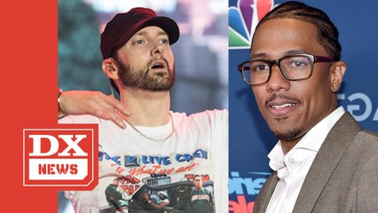 Eminem Angrily Responds To Nick Cannon's Gay Sex Allegations