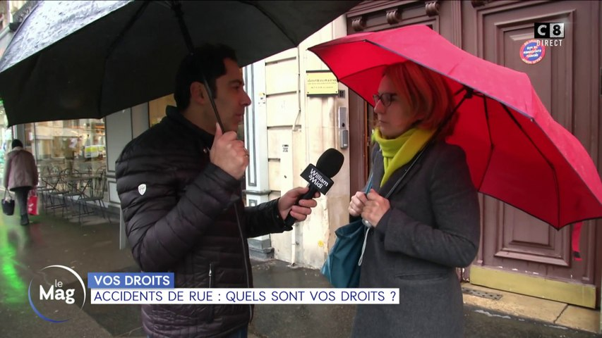 Accidents de rue : quels sont vos droits ?