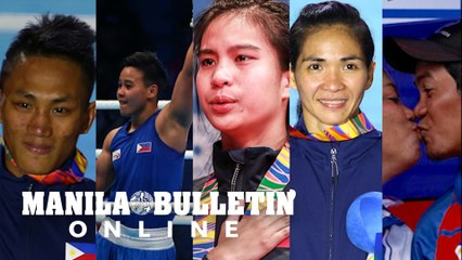 2019 SEA Games Day 9: PH's gold medalists