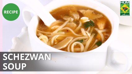Schezwan Soup | Mehboob's Kitchen | Masala TV | Mehboob Khan