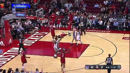 Sacramento Kings 119 - 118 Houston Rockets