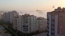 Bursa'da Yoğun Sis Hayatı Olumsuz Etkiliyor