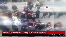 مصرع طفل سوري إثر بقائه تحت حافلة مدرسته.. والسلطات تحقق مع السائق