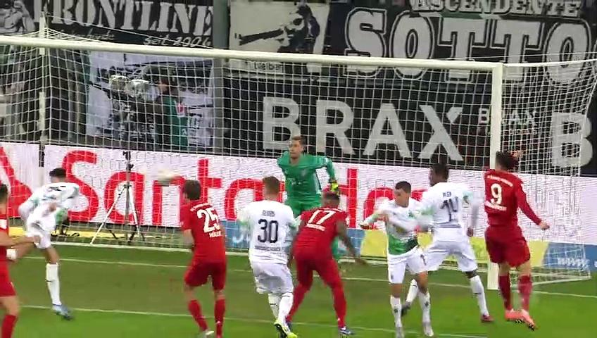 Bundesliga'da 14. Haftanın En Güzel 5 Golü (2019/20)