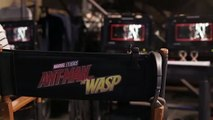 Ant-Man and the Wasp Announcement - Now in Production (2018) - Movieclips Trailers
