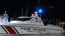 Çanakkale ayvacık'ta 94 kaçak göçmen yakalandı