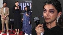 Chhapaak trailer launch: Deepika Padukone |Meghna Gulzar | Vikrant Massey| FilmiBeat